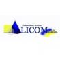 Logo empresa: alicom ltda