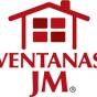 Logo empresa: ventanas jm