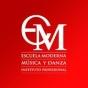Logo empresa: escuela moderna musica y danza