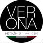 Logo empresa: verona home & décor