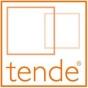 Logo empresa: tende cortinas y decoración