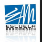 Logo empresa: escuela audiomusica