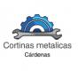 Logo empresa: cortinas metalicas cardenas