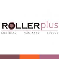 Logo empresa: cortinas roller plus