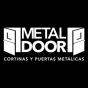 Logo empresa: metaldoor