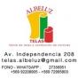 Logo empresa: telas albeluz