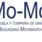 Logo empresa: escuela y compañia de danza movimiento moderno
