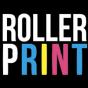 Logo empresa: roller print