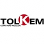 Logo empresa: tolkem cortinas roller