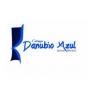 Logo empresa: cortinajes danubio azul