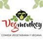 Logo empresa: veg monkey