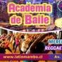 Logo empresa: academia latin mambo