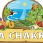 Logo empresa: la chakra organica