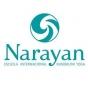 Logo empresa: narayan yoga