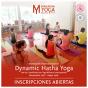 Logo empresa: mahatma yoga studio & ytt