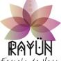 Logo empresa: sala de yoga