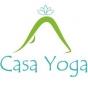 Logo empresa: casa yoga