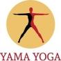 Logo empresa: yama yoga studio iyengar