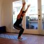 Logo empresa: yoga en colectivo diafragma