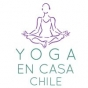 Logo empresa: yoga en casa