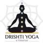 Logo empresa: drishti yoga y terapias