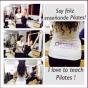 Logo empresa: o pilates yasmine lasen studio