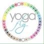 Logo empresa: yoga fly venta de articulos para yoga