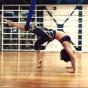 Logo empresa: flying yoga