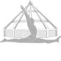 Logo empresa: yoga iyengar studio