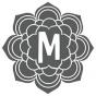 Logo empresa: mandala yoga