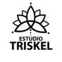 Logo empresa: estudio triskel