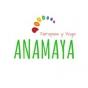 Logo empresa: anamaya terapias y yoga