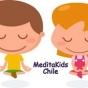 Logo empresa: meditakids yoga y  meditacion para niños