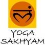 Logo empresa: centro de yoga sakhyam