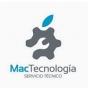 Logo empresa: mac tecnología