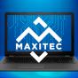 Logo empresa: maxitec, servicio técnico computacional