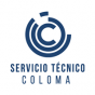 Logo empresa: coloma, servicio técnico