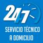 Logo empresa: soporte 24/7