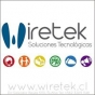 Logo empresa: wiretek, soluciones tecnológicas