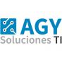 Logo empresa: agy soluciones ti