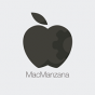 Logo empresa: mac manzana