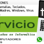 Logo empresa: servicio tecno