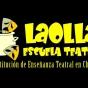 Logo empresa: escuela de teatro la olla