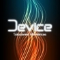 Logo empresa: device. soluciones informáticas