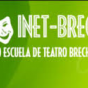 Logo empresa: escuela de teatro inet-brecht