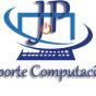 Logo empresa: jp, soporte computacional