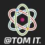 Logo empresa: atom it