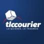 Logo empresa: tlc courier