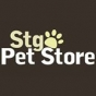 Logo empresa: santiago pet store (vitacura)
