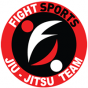 Logo empresa: fight sports. fight & fitness